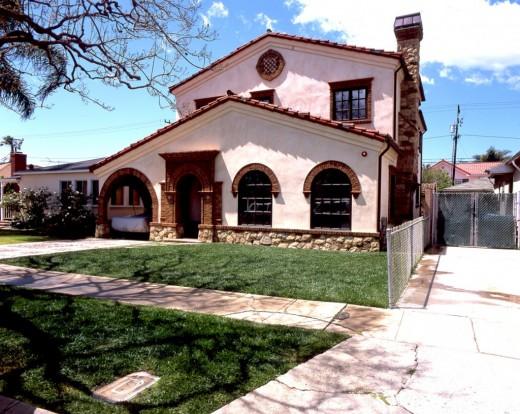 Spanish Remodel