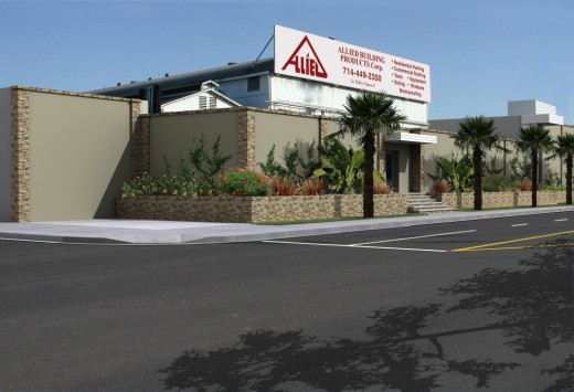 Allied Building Products, Anaheim